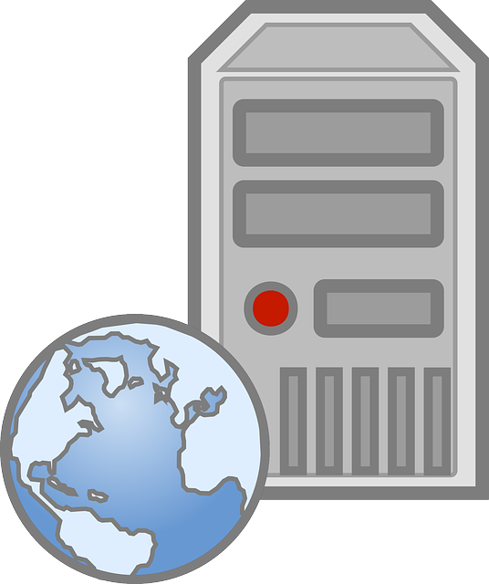 Podłączenie do serwera hostingowego