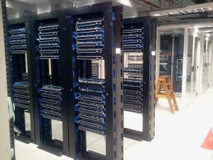 Baza serwerowa dla hostingu