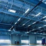 Polskie lampy LED dla przemysłu