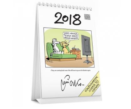 zabawne kalendarze