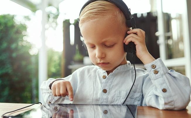 słuchowisko dla dzieci