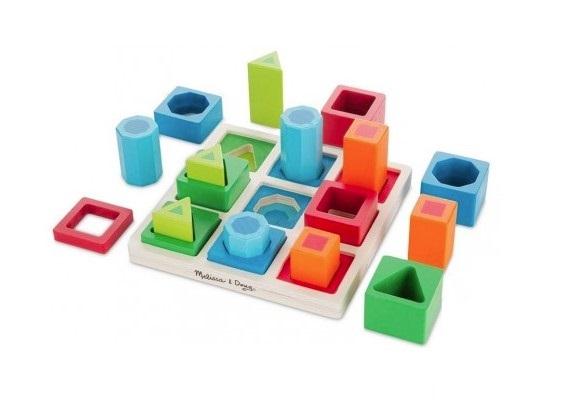 zabawka kreatywna sorter kształtów