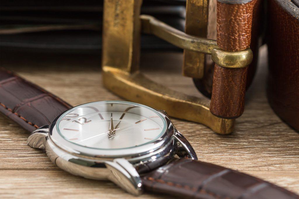 Szkło zegarka